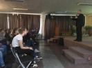 Divadielko o Sv. Martinovi a prednáška o. biskupa Haľka